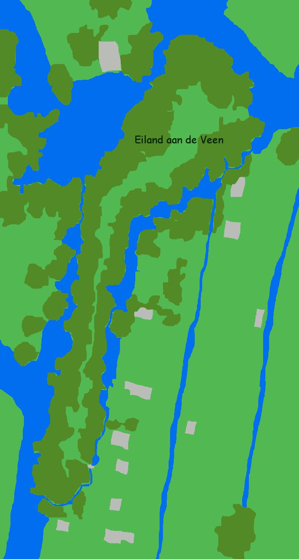 Eiland aan de Veen