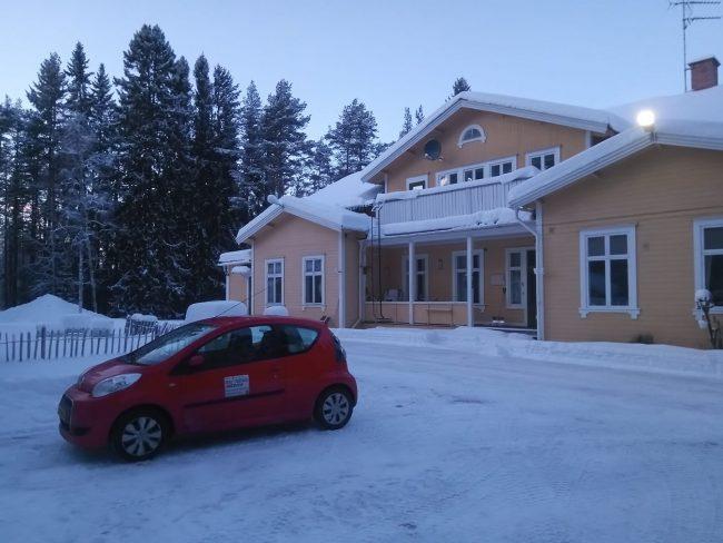 Ons huis in Särna